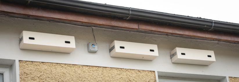 Genesis nest boxes at Clonbur National School