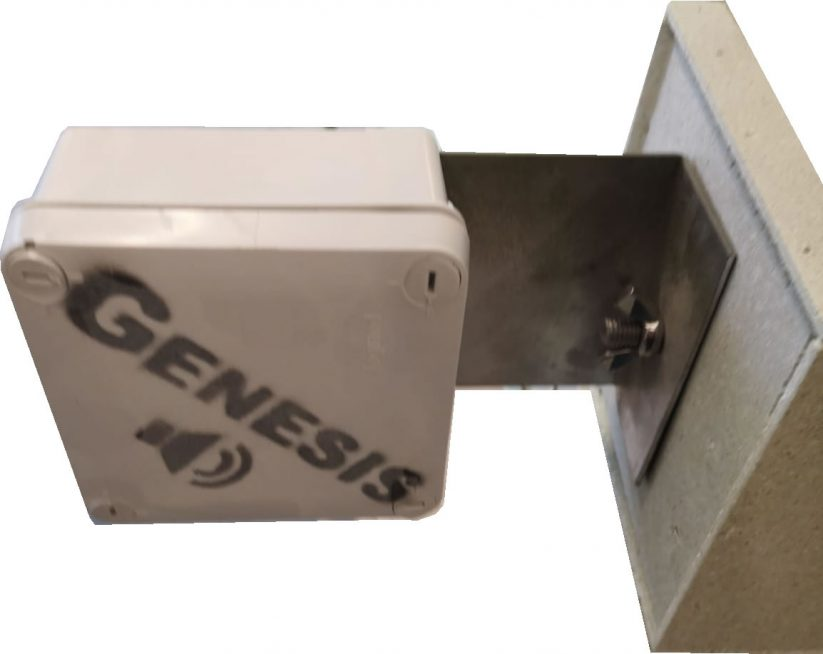 Genesis Sound System Box